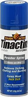TINACTIN Antifungal Powder Spray, 4.6 oz