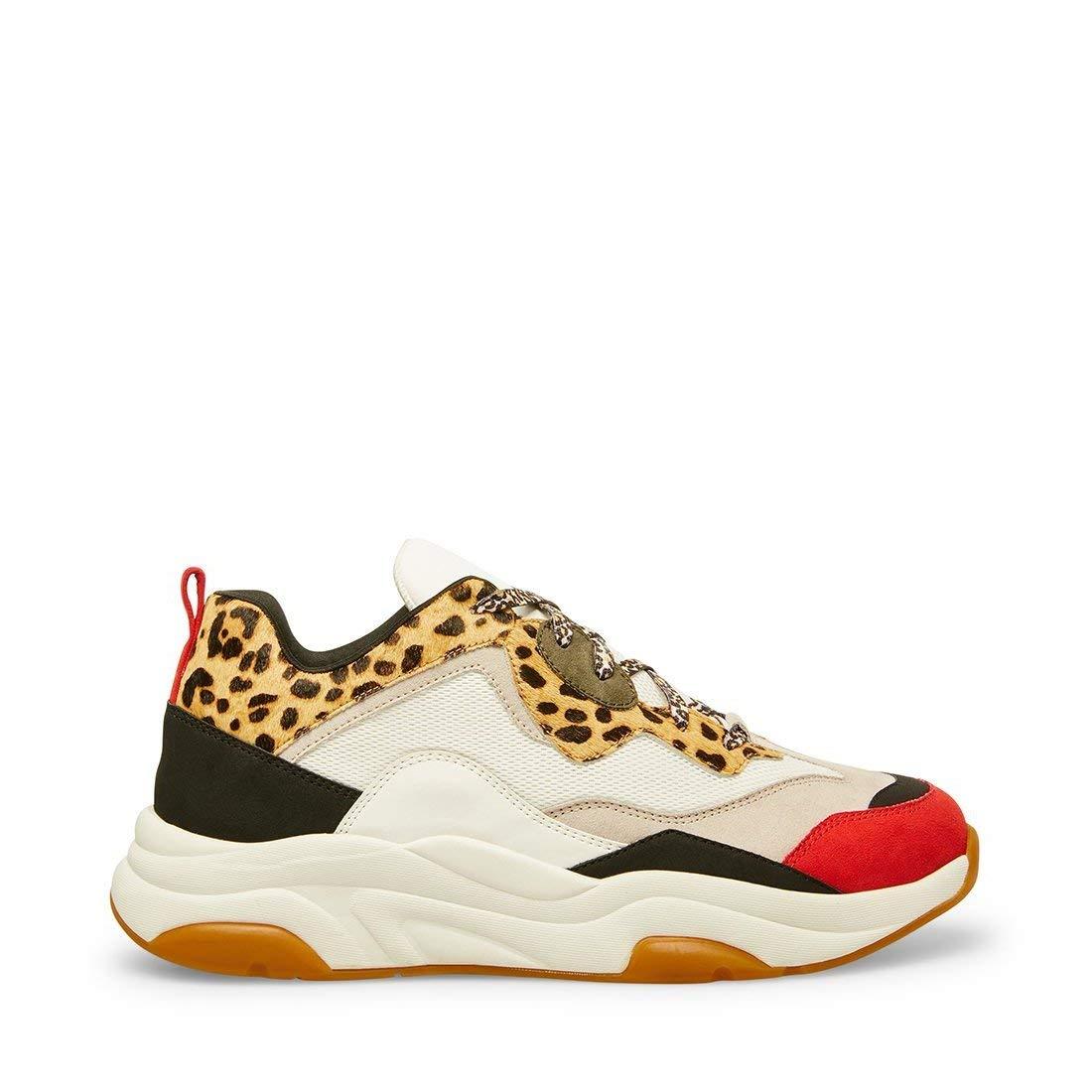 Steve Madden Antonio Sneaker Leopard