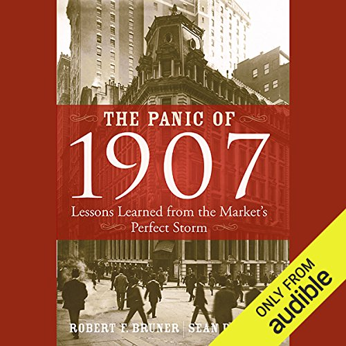 The Panic of 1907 cover art