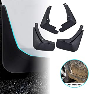 N2Qnice 4 PCS Front Rear Car Mudflaps for Vauxhall Opel Astra J//Buick Verano 2010-2016 Fender Mud Guard Flap Splash Flaps Mudguards Accessories