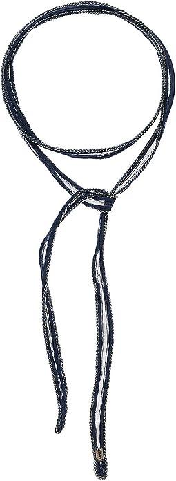 Chan Luu - Solid Fabric Necktie