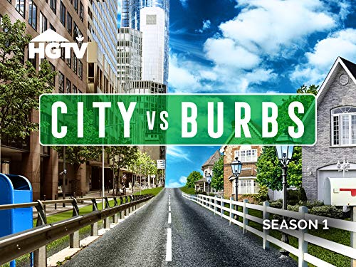 City vs Burbs - Season 1