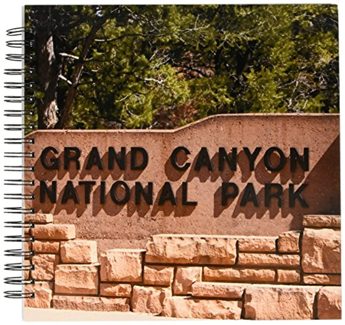 3dRose db_87840_2 Grand Canyon National Park, Arizona - US03 DFR0033 - David R. Frazier - Memory Book, 12 by 12-Inch