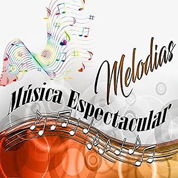 Música Espectacular, Melodías