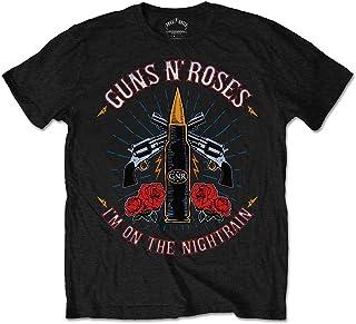 GUNS N ROSES ガンズアンドローゼズ NIGHT TRAIN/Tシャツ/メンズ 【公式/オフィシャル】