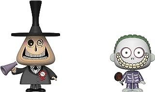 Funko Vynl: Nightmare Before Christmas - Mayor and Barrel Collectible Figure, Multicolor