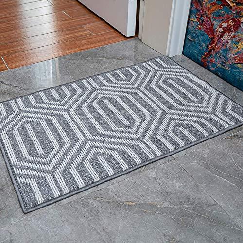 Indoor Doormat Entrance Mat,Front Door Rugs and Doormats for Home Entrance with Simple European Design