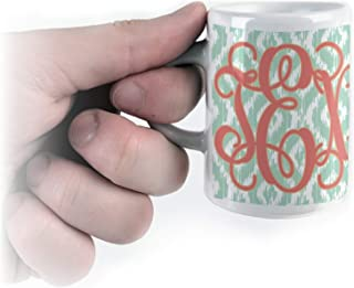 Monogram Espresso Cup - Single (Personalized)