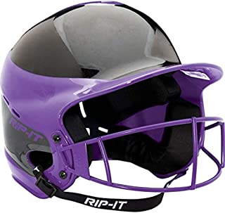 Vision Pro Away Softball Batting Helmet