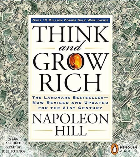 Think and Grow Rich The Landmark Bestseller Now Revised and Updated for the 21st Century Think product image