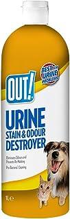 Billigt och bra medel som tar bort urinfläckar och lukter från husdjur.