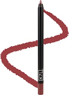 K7L - Natural Lip Liner for Women - Smooth & Waterproof Lip Liner Pencil - Excellent Beauty Product for Perfect Pout - Col...