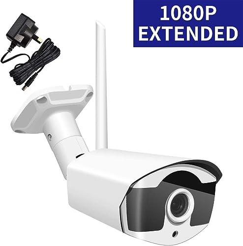 JOOAN WiFi Wireless Bullet Camera 1080P,just Extend for JOOAN WiFi Kit Security Camera System