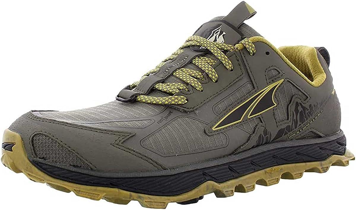 ALTRA Men's AL0A4PE5 Lone Peak 4.5 Running Manufacturer regenerated product Trail Shoe Gifts