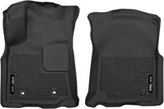 Husky Liners Fits 2016-17 Toyota Tacoma Access Cab/Double Cab X-act Contour Front Floor Mats