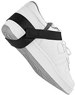 Static Care ESD Adjustable One Size Fits All Anti Static Heel Grounder Straps Single Piece Perfect for Grounding and Prote...