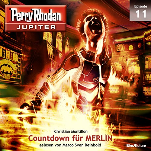 Countdown für MERLIN cover art