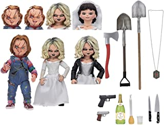Action Figure Bride of Chucky Ultimate Chucky & Tiffany Two-Pack