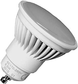 comprar comparacion Led Atomant Pack 5x GU10 LED 8,5w Potentísima. Color Blanco Frío (6500K). 970 Lúmenes. Única con ángulo de 120 grados. A++