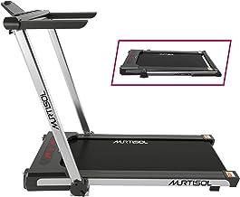 Murtisol Folding 2 in 1 Treadmill, 2.25 HP