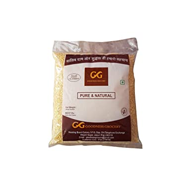 Goodness Grocery Moong dal / Pulse (500 Gm)