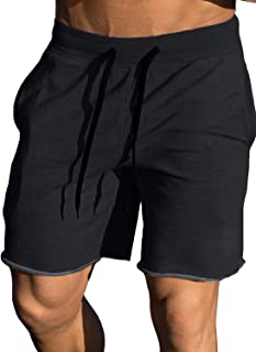 Men's Gym Workout Shorts Bodybuilding Running Training Jogging Pants