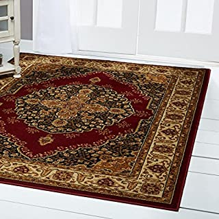 Home Dynamix Royalty Tansy Traditional Area Rug 7'8