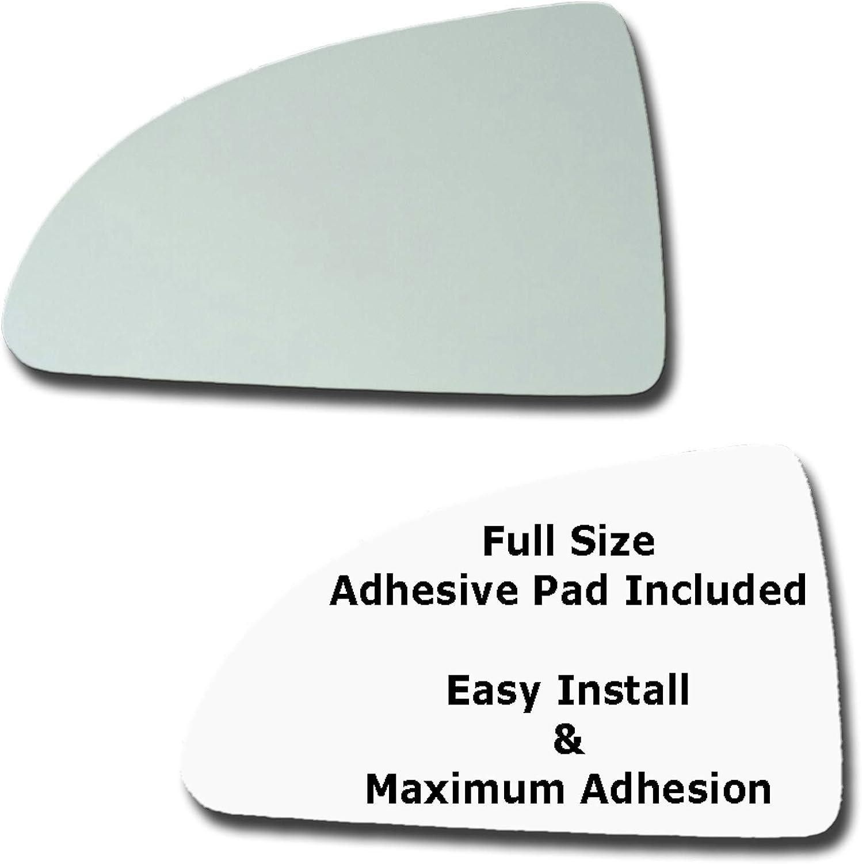 Mirror Glass + Full Size San Jose Mall Adhesive Co Chevrolet Pad ...