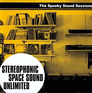 Spooky Sound Sessions