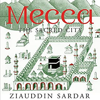 Mecca audiobook cover art