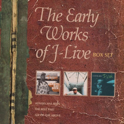 The Early Works of J-Live (Box Set) [Explicit]