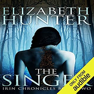 The Singer audiobook cover art
