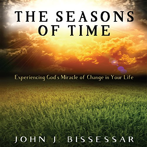 The Seasons of Time audiobook cover art