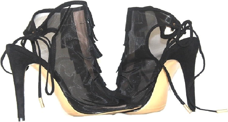 Flo Rich Women's Fancy Sandals bluee