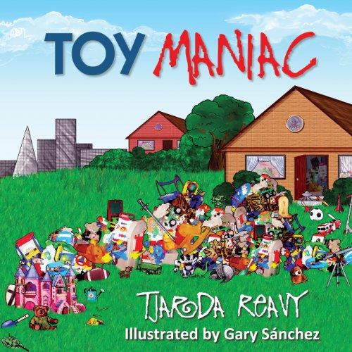 Toy Maniac (English Edition)