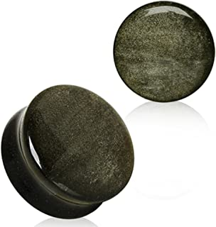 hematite stone plugs