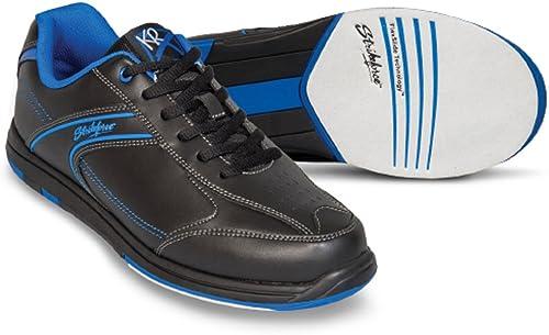 EMAX KR Strikeforce Flyer Chaussures de Bowling MesLes dames et Messieurs, pour droicravaters et gauchers en 4Couleurs Taille 38,5-48avec Chaussures Déodorant Titania Foot voituree