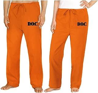 doc prison costume