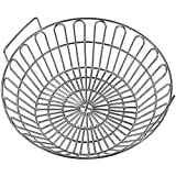 SELEWARE 14' Innovative Stainless Steel Lump Charcoal Ash Basket, Grill Baskets for The Large Big...