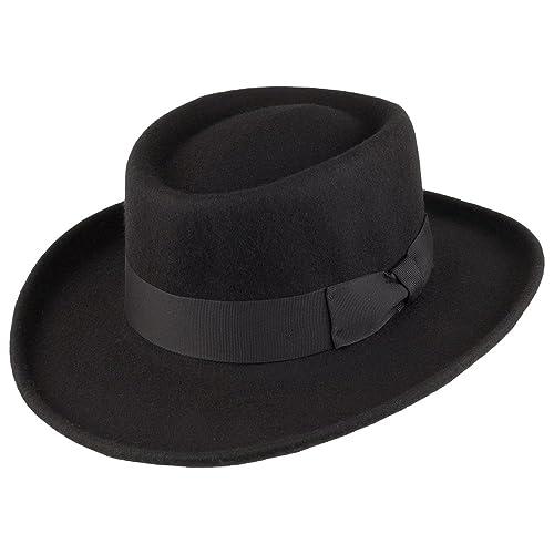 Jaxon Hats Wool Gambler Hat 030052a6102