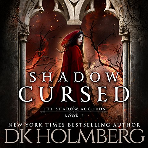 Couverture de Shadow Cursed
