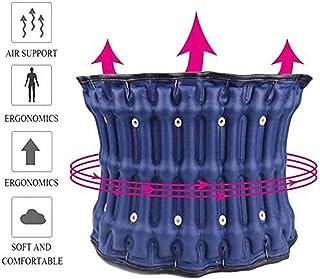 椎間板ヘルニア、坐骨神経痛、脊柱側弯症などのための脊髄空気牽引ベルト痛み緩和マッサージャー