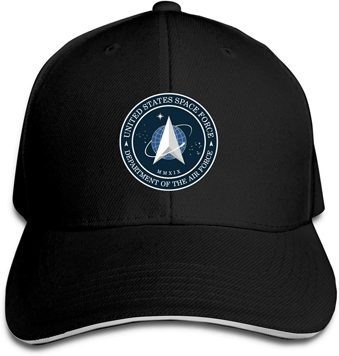 QINERSAW Space Force Max 48% OFF Baseball Cap Graphic and Hat Sports Men for Luxury goods