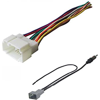 ASC Premium Car Stereo Radio Install Dash Kit and Wire Harness for Installing an Aftermarket Double Din Radio for Select Kia Vehicles Please read compatible vehicles and restrictions below