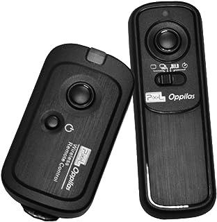 Pixel RW-221/DC2 Disparador Inalámbrico para Cámara Réflex Nikon D3100 D3200 D3300 D5000 D5100 D5200 D5300 D5500 D90 D7000 D7100 D7200 D600 D610 D750