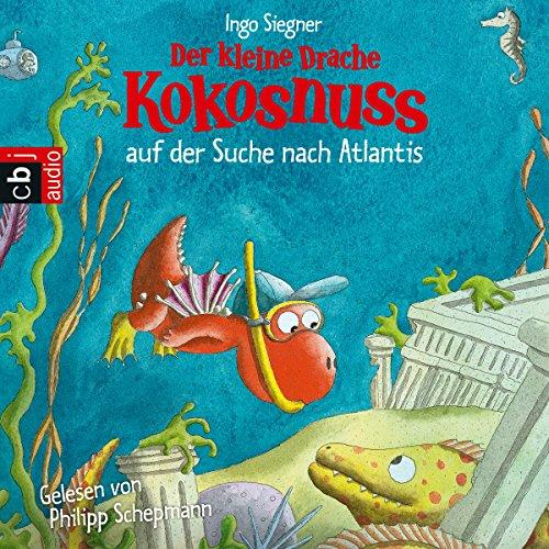 Der kleine Drache Kokosnuss auf der Suche nach Atlantis cover art