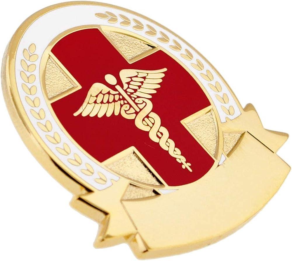 PinMart Nursing Medical Healthcare Doctor Engravable Personalized Lapel Pin