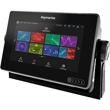 Raymarine A50 Chartplotter Display E62184-RW