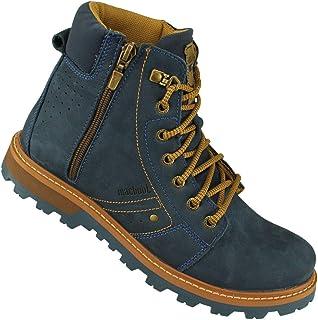Moda - Azul - Botas   Calçados na Amazon.com.br a6cc38d9667