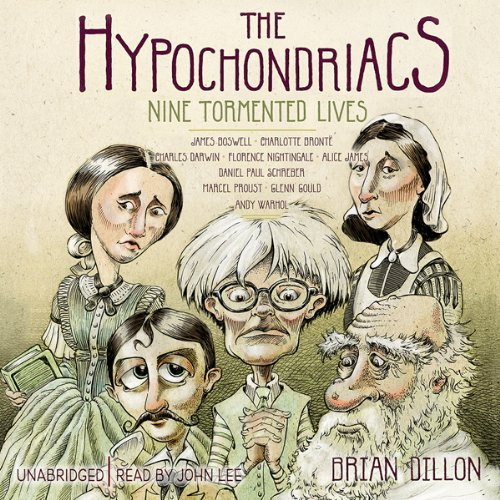 The Hypochondriacs audiobook cover art